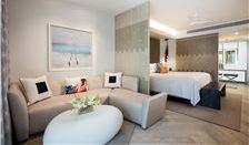Living Areas at H2O Suites