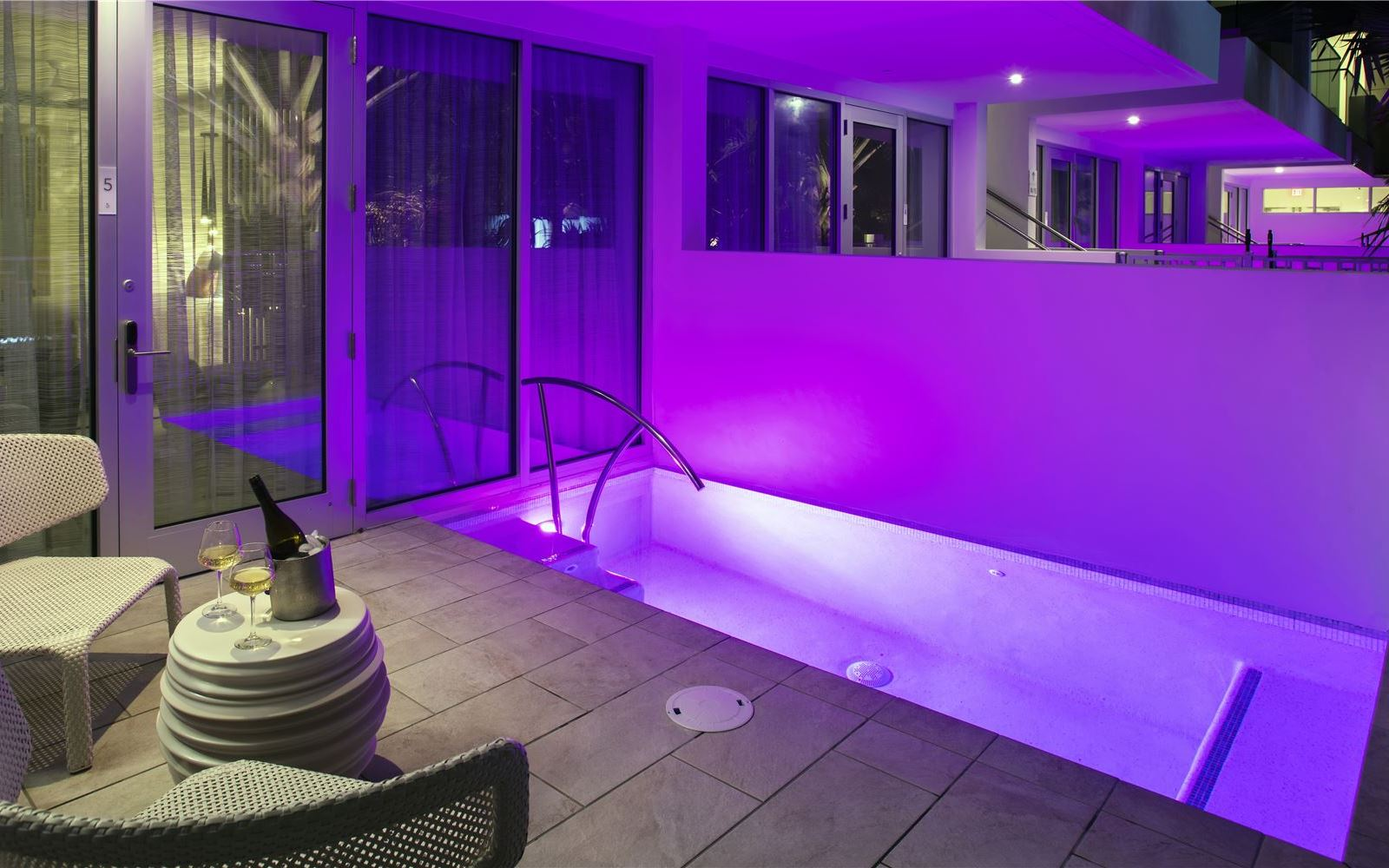 Key West Hotel Suites With Private Plunge Pools H2o Suites