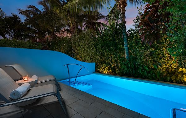 Romance Package at H2O Suites, Key West Hotel