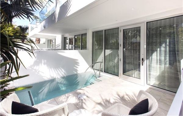 H2O Suites Hotel, Key West Deluxe Luxury Suite with Private Pool