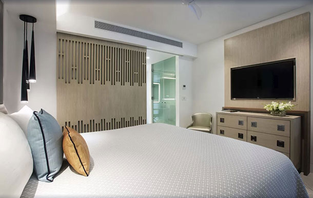 Premier Luxury Suite with Private Pool in H2O Suites Hotel, Key West