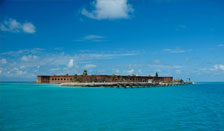 Dry Tortugas At Key West, Florida